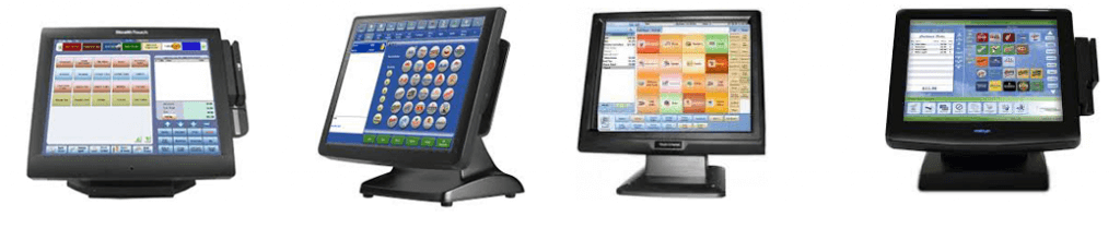 RedFin POS Software comes in a variety of themes from various suppliers.